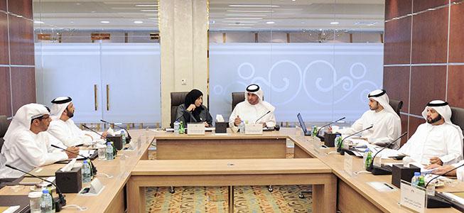 لجنة الشؤون الإسلامية للوطني الاتحادي تعتمد خطة عملها بشأن موضوع سياسة الهيئة الاتحادية للمواصلات البرية والبحرية