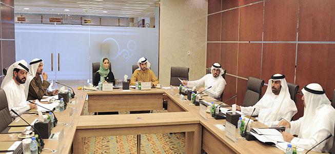 لجنة الشؤون الاجتماعية للوطني الاتحادي تناقش مسودة تقريرها بشأن موضوع سياسة الهيئة الاتحادية للموارد البشرية الحكومية