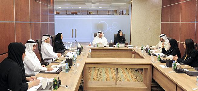 لجنة حقوق الانسان للوطني الاتحادي تناقش خطة عملها التي تضمنت القيام بزيارات ميدانية