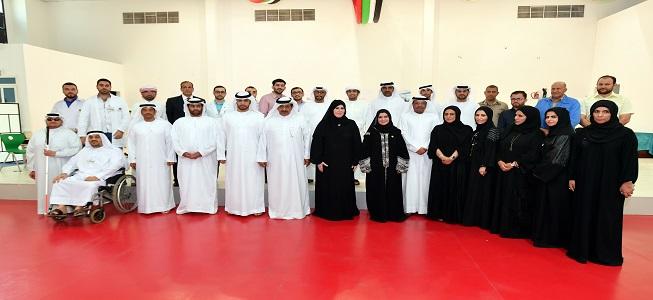 رئيس وأعضاء المجلس الوطني الاتحادي يزورن عددا من المؤسسات الحكومية والمشاريع الحيوية في إمارة رأس الخيمة