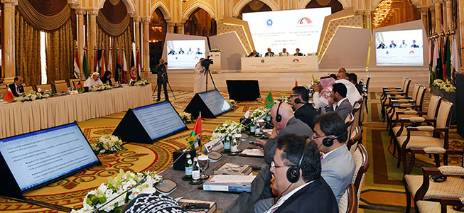 اختتام اجتماعات اللجنة الدائمة لأنظمة شؤون الموظفين والمالية للجمعية البرلمانية الآسيوية التي استضافها المجلس الوطني الاتحادي