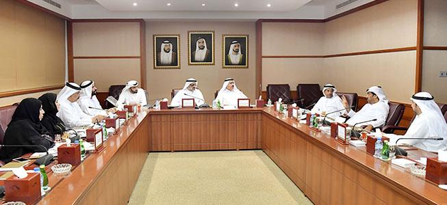 لجنة رؤساء اللجان بالمجلس الوطني الاتحادي تطلع على الخطة الرقابية للمجلس للدور الثالث