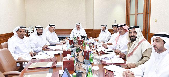 لجنة رؤساء اللجان بالمجلس الوطني الاتحادي تطلع على الخطة التشريعية والرقابية المدرجة على جداول أعمال لجان المجلس