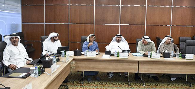 """لجنة الشؤون المالية للوطني الاتحادي تناقش تقريرها بشأن """"التأجير التمويلي"""" وموضوع سياسة """"مصرف الإمارات العربية المتحدة"""""""