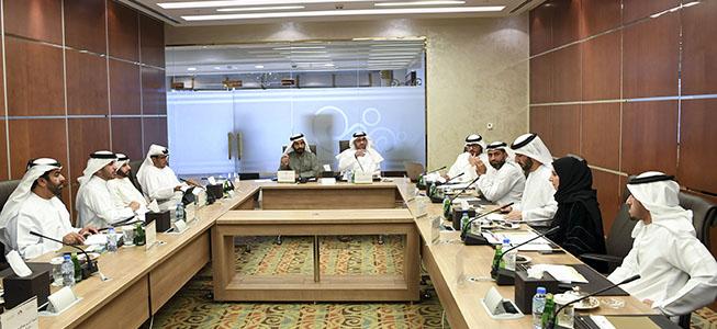 لجنة الشؤون الإسلامية للمجلس الوطني الاتحادي تواصل مناقشة موضوع سياسة وزارة تطوير البنية التحتية بحضور ممثلي الجهات المعنية